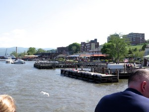 The Newburgh Waterfront